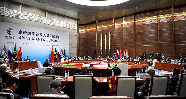 宣言:金磚國家領導人堅決譴責朝鮮進行的核試驗