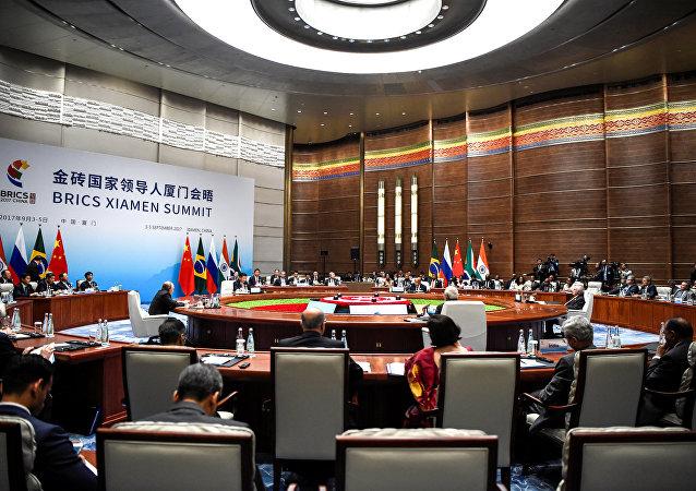 宣言:金砖国家领导人坚决谴责朝鲜进行的核试验