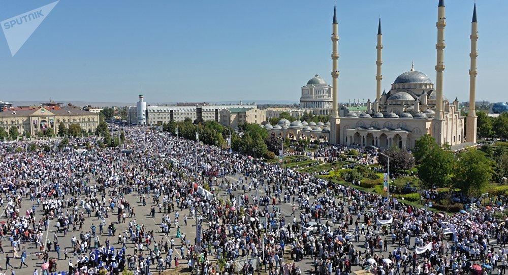 俄车臣总统呼吁停止缅甸流血冲突