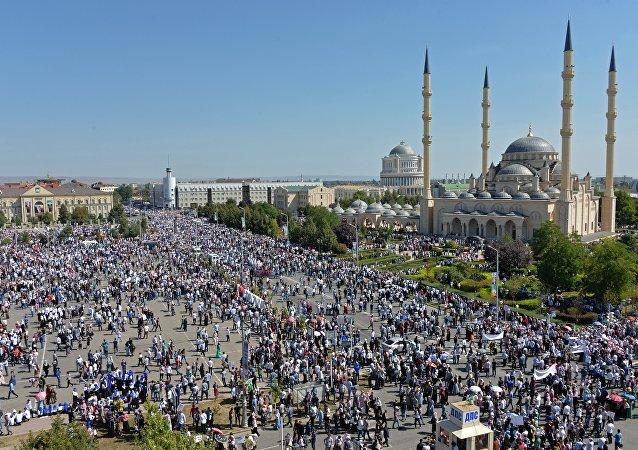 俄車臣總統呼籲停止緬甸流血衝突