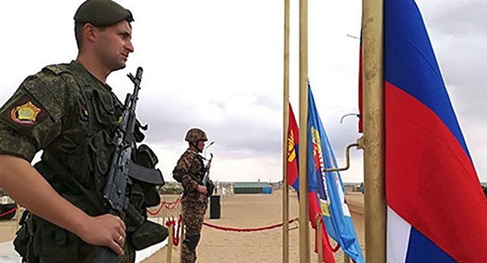 俄国防部:俄蒙有军事合作重大计划