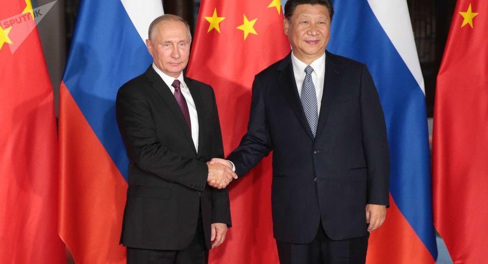 中国外交部:普京再次访华将为中俄关系注入新的强劲动力