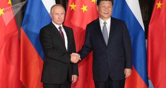 專家:中俄關係會在歷史、現實和理論基礎上繼續向前發展