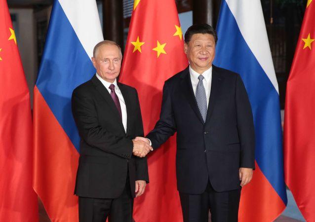 中國外交部:普京再次訪華將為中俄關係注入新的強勁動力