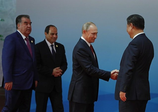 普京祝贺中国成功举办金砖国家领导人厦门峰会