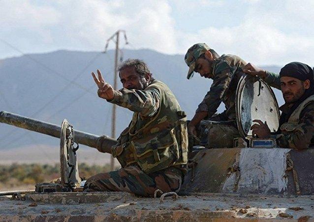 敘利亞政府軍