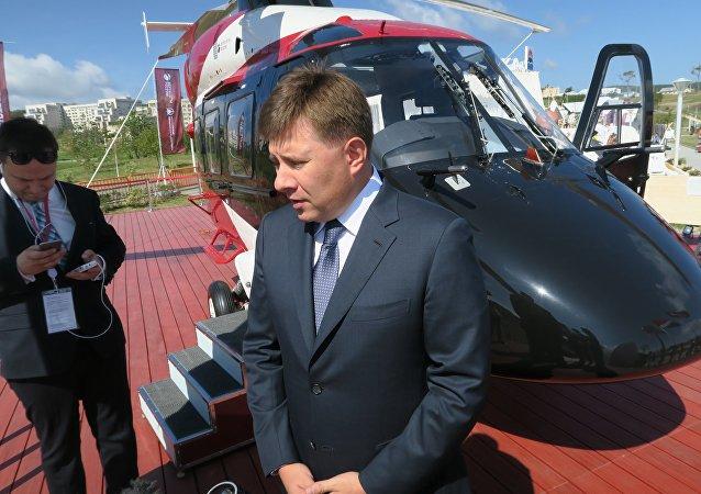 俄罗斯直升机公司总经理:2030年前将生产约200架俄中合研直升机