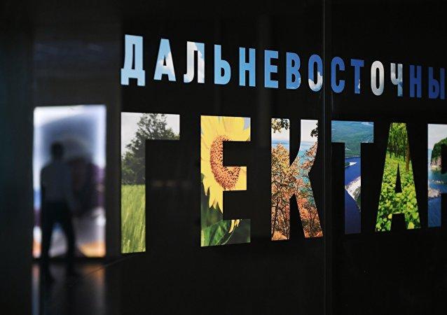 """普京总统建议扩展""""远东一公顷"""" 计划"""