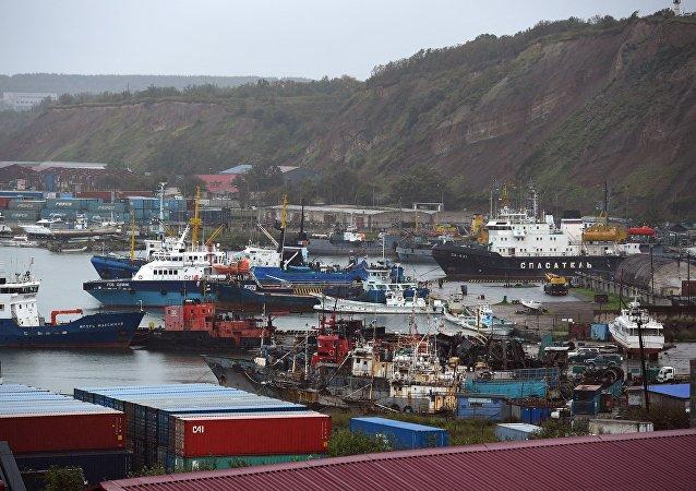 中国是俄远东和滨海边疆区第一大外贸伙伴和第一大投资来源国