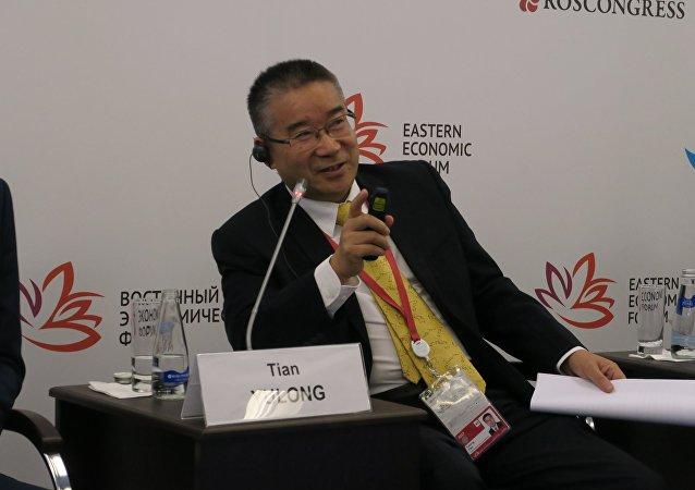 中俄或在火箭和发动机技术领域开展互利合作