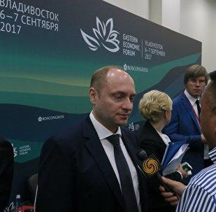 俄羅斯遠東發展部長加盧什卡