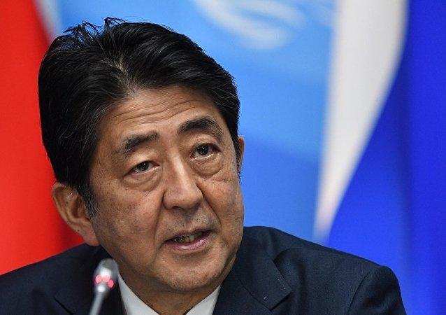 日本首相安倍