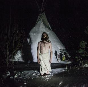 《另一個世界》,俄羅斯攝影師帕維爾·沃爾科夫