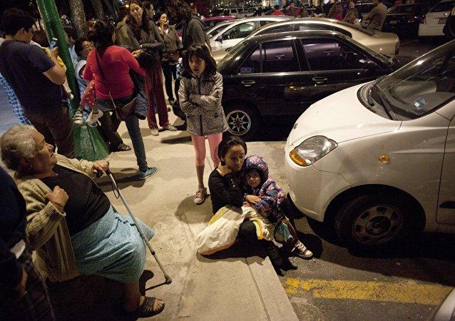 墨西哥总统:百年不遇的强震造成5人死亡