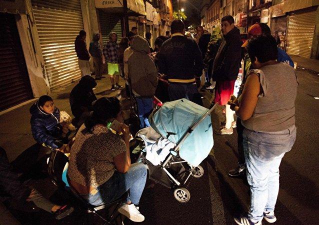 墨西哥地震致遇难人数升至15人