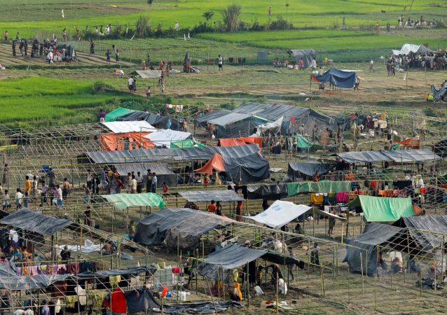 羅興亞難民