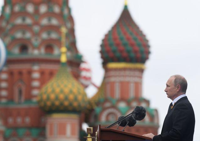 民调:超三分之二俄公民希望2018年大选后普京继续出任总统