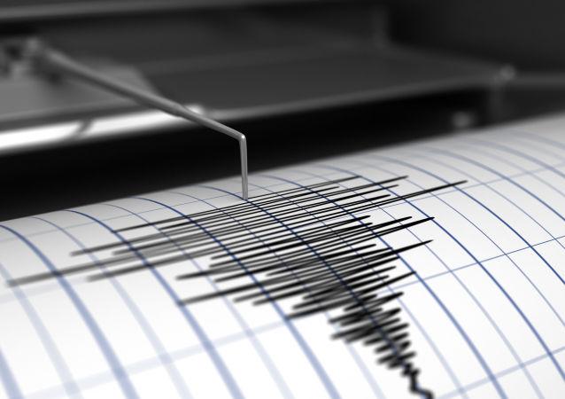 美國地質勘探局:智利海岸發生6.8級地震