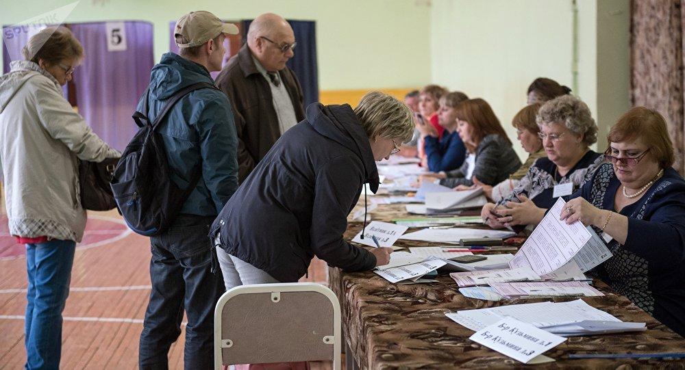 普京参选将促进投票率大幅提升