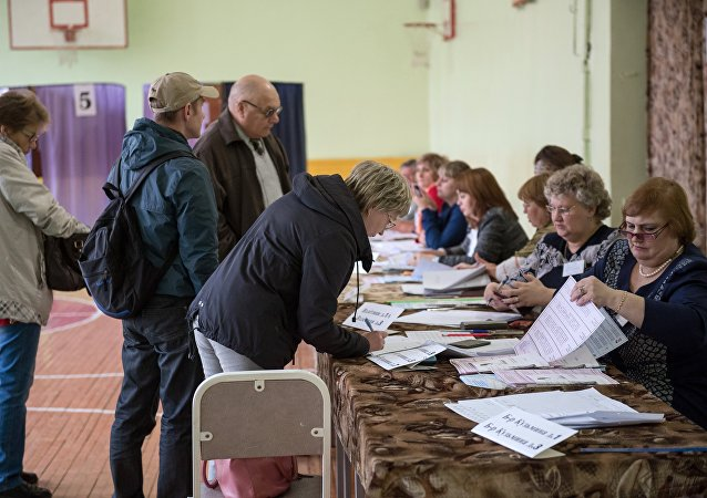 俄中选委:22万多公民希望9月10日在注册地以外投票