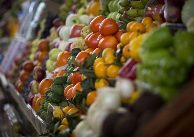 前八个月满洲里口岸对俄果蔬出口额同比增长近23%