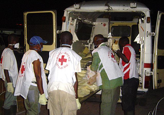 刚果(金)公共汽车事故