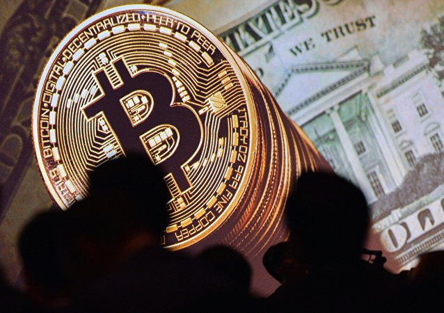 比特币对美元的汇率升到1:6000的历史最高位