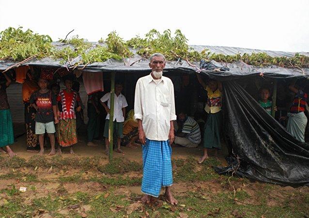 孟加拉國當局11月15日啓動緬甸羅興亞人難民遣返工作