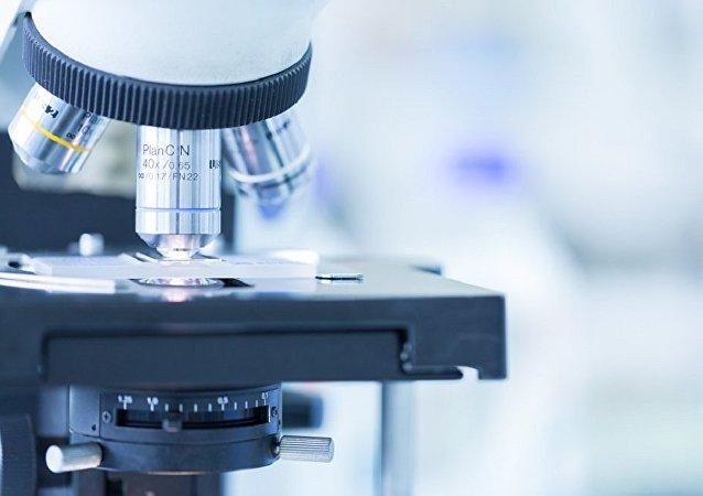俄罗斯学者制造可从内外两侧观察物体的显微镜