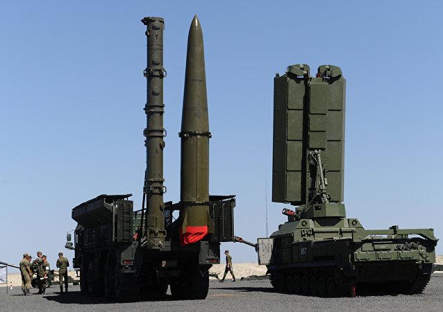 俄联邦委员会主席:土方确定购买俄S-400的协议不会有任何变化