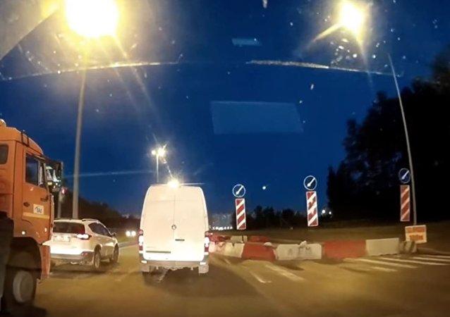 Метеорит в Санкт-Петербурге