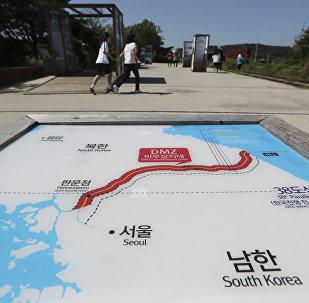 美韩防长均主张外交途径解决朝鲜无核化问题