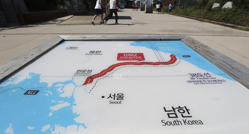 首尔或在平壤弃核条件下与之签署和平条约
