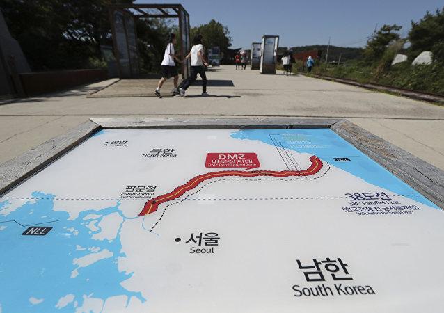 继续推动朝鲜半岛无核化