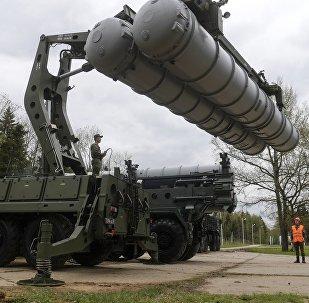 S-400防空導彈系統