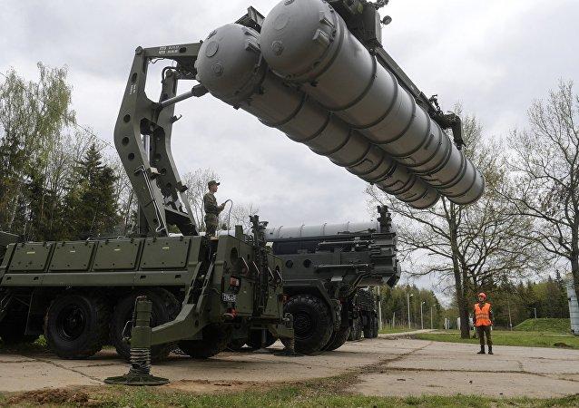 克宫:不存在俄土联合制造S-400系统的计划