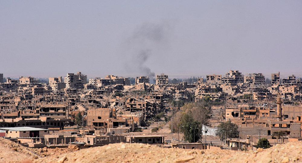 俄聯邦總參謀部長批評美國及其盟友在俄羅斯進入敘利亞作戰前的行動