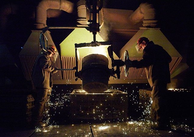 一季度中國對美鋼材出口量同比下降25%