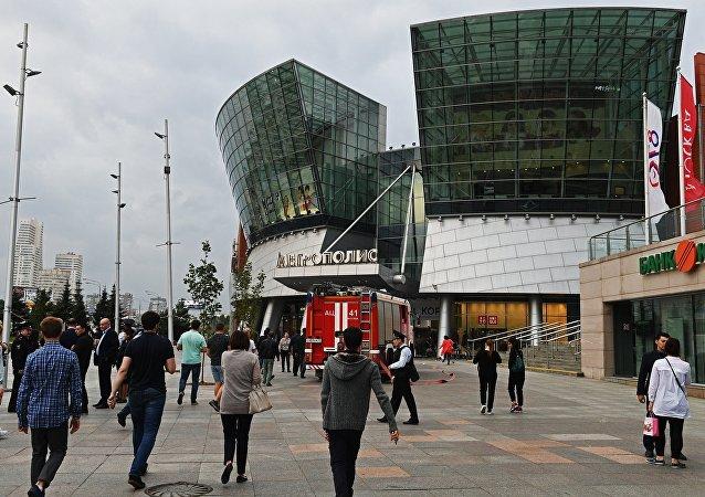 普京要求对全国购物娱乐中心开展安全检查