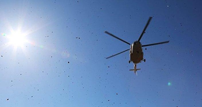 俄直計劃在哈建立米-8AMT / 米-171直升機的生產企業