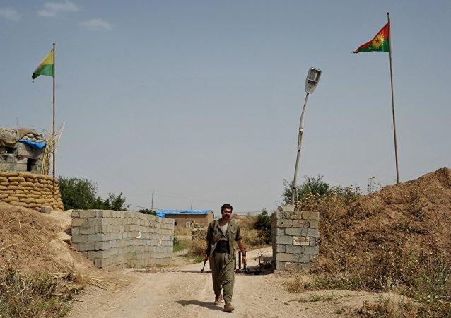 庫爾德工人黨的閉塞點