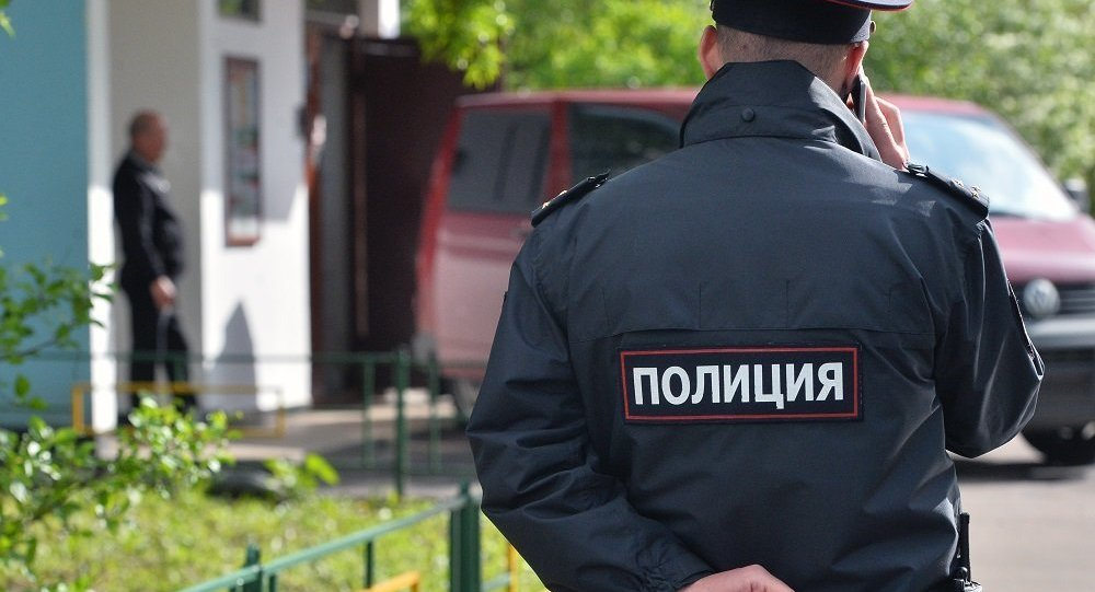俄罗斯警方(资料图片)