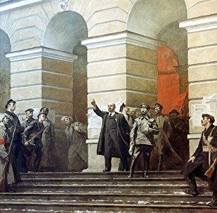 世界共产党领袖们认为十月革命的成果至今仍然重要