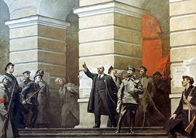 俄罗斯全年将举办近120场十月革命一百周年纪念活动