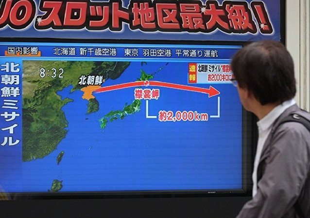 美国中情局局长认为朝鲜半岛的紧张局势将会加剧