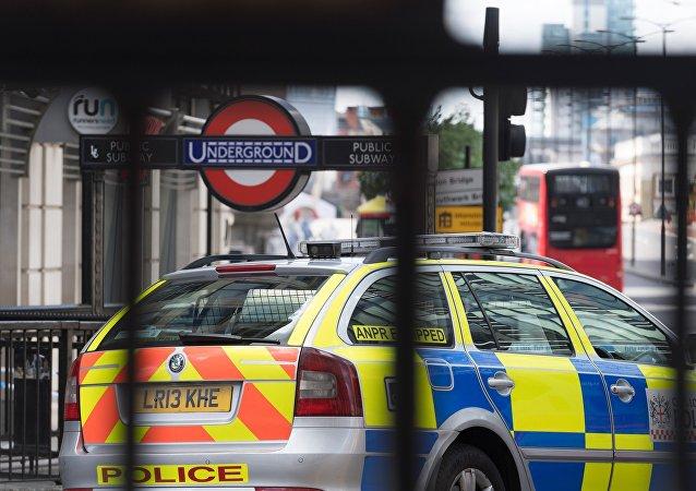 媒体:一伙匪徒乘摩托车持刀抢劫伦敦一家商店