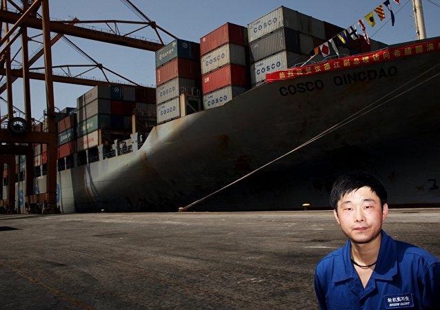 中远洋海运集团将加大开发北方海路的力度