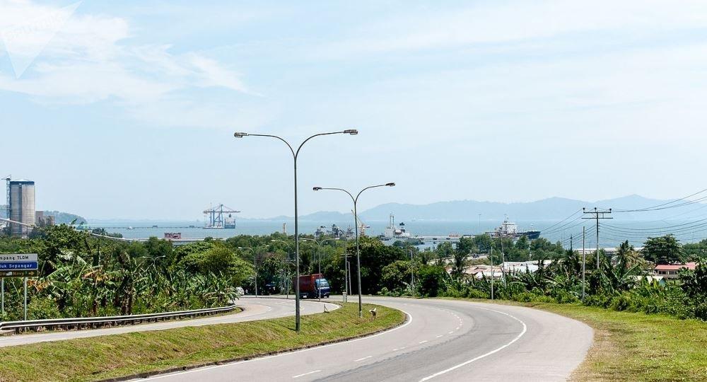 马来西亚昔邦加湾海军基地