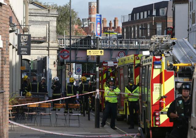 """英国恐怖威胁级已升至最高级""""危急"""""""
