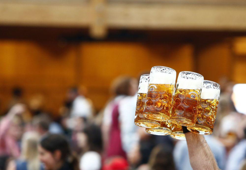 慕尼黑啤酒节
